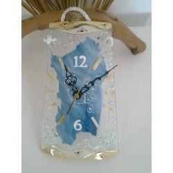 Orologio Tegola cm 22,5x15 artigianato sardo