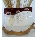 Vassoio Decorato cm 26,5x18 artigianato sardo